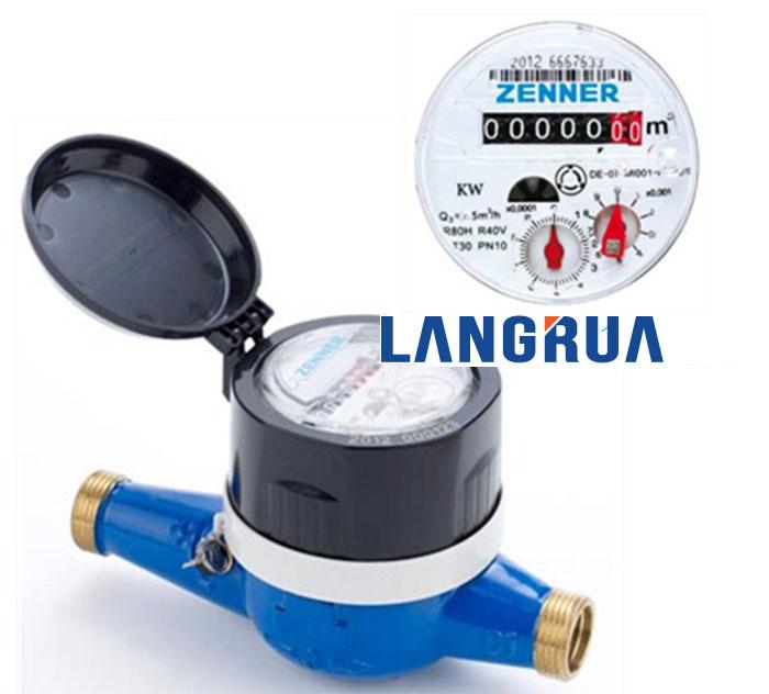 đồng hồ nước zenner