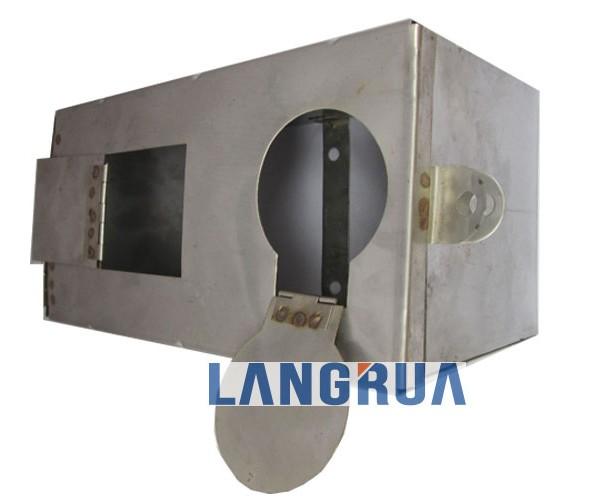 hộp bảo vệ đồng hồ nước inox 304