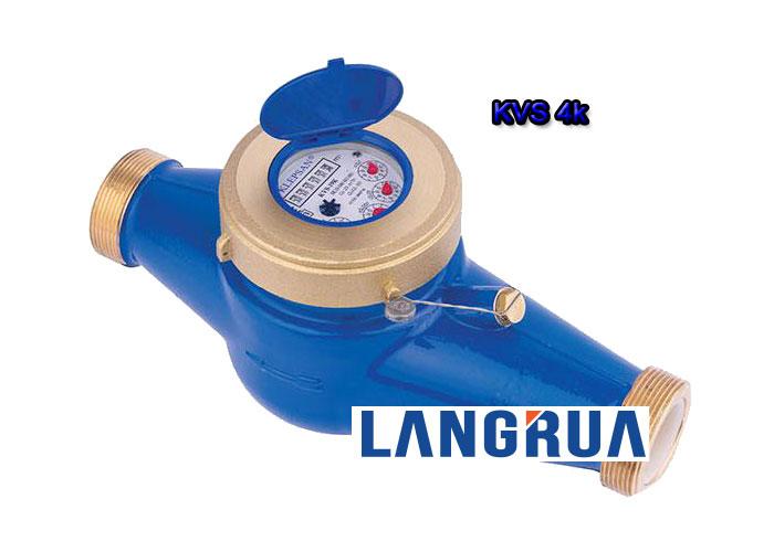 đồng hồ đo lưu lượng nước kvs 4k