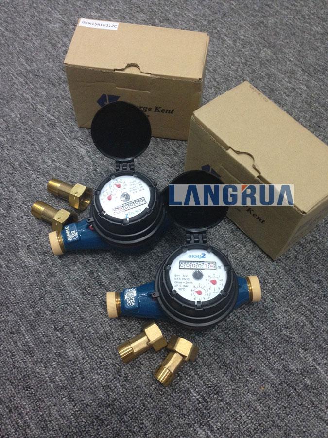 đồng hồ đo nước gkmj2