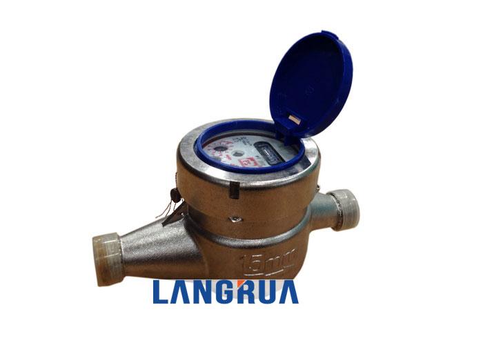 đồng hồ đo nước phú thịnh pt317