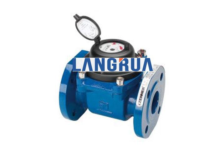 đồng hồ đo nước zenner dn80