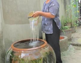 57000 chiếc đồng hồ nước không được sử dụng ở tp hcm làm lãng phí hơn 500 tỷ đồng