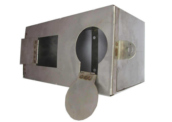 Hộp đồng hồ nước inox 304