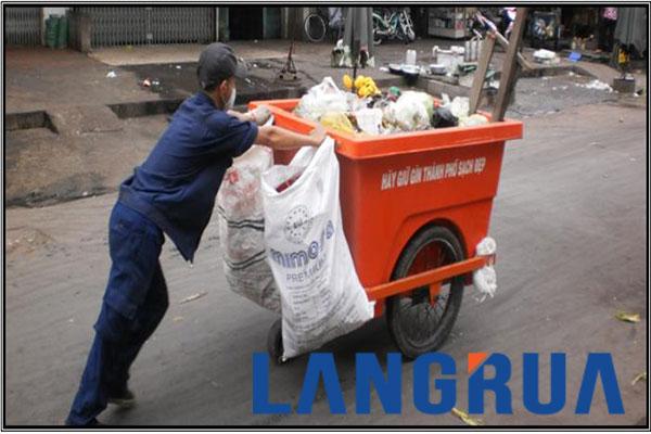 Xử phạt thu gom rác sai quy định