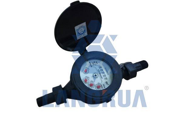 Đồng Hồ Đo Nước Cr-Metcon MTK-AM Dn15 Vỏ Nhựa