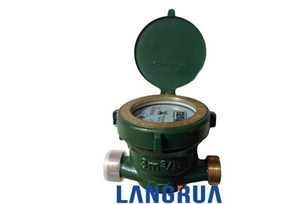 2. Đồng hồ nước Sanwa Dn15 nhập khẩu nguyên chiếc tại Thái Lan